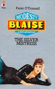 The Silver Mistress (Modesty Blaise 7)