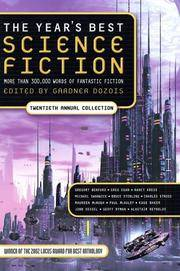 image of Year's Best Science Fiction: Twentieth Annual Collection