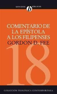 image of Paul's letter to the Philippians (Coleccion Teologica Contemporanea: Estudios Biblicos) (Spanish Edition)