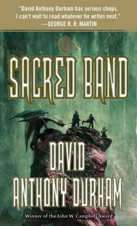 Sacred Band - The Acacia Trilogy vol. 3