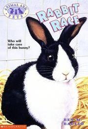 Rabbit Race (Animal Ark Pets #3)