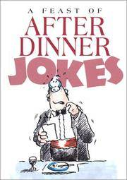 A Feast of After Dinner Jokes [Hardcover]  by Stott, Bill