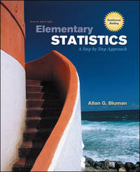 image of Elementary Statistics: A Step by Step Approach: Sixth [6th] Edition