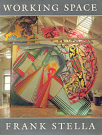 Working Space by Frank Stella - 1986