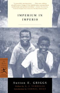 Imperium in Imperio: A Study of the Negro Race Problem