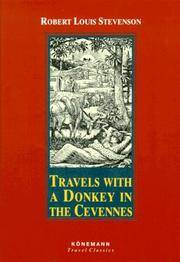 Travels With a Donkey (Konemann Classics) by Stevenson, Robert Louis - 1998