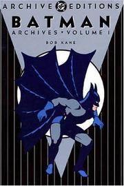 Batman Archives, Vol. 1