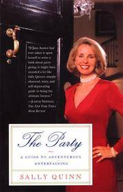 Party, The by  Sally Quinn  - Paperback  - 1998  - from BobPrudhomme, Relentless Bookfinder (SKU: 1405)