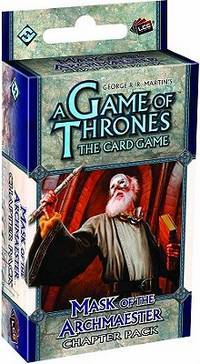 image of A Game Of Thrones LCG: Mask Of The Archmaester Chapter Pack