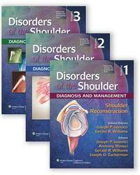 Disorders of the Shoulder: Diagnosis and Management Package