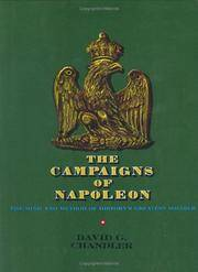 image of The Campaigns of Napoleon