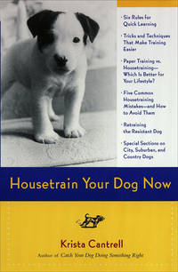 Housetrain Your Dog Now