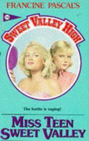 Sweet Valley High - Miss Teen Sweet Valley . no. 76