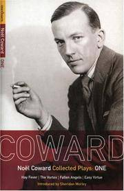 image of Coward Plays:One - Hay Fever; The Vortex; Fallen Angels; Easy Virtue (World Classics)