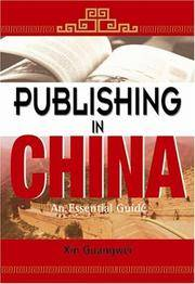 Publishing in China: An Essential Guide