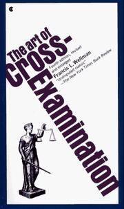 ART OF CROSS-EXAMINATION