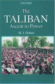 THE TALIBAN - ASCENT TO POWER