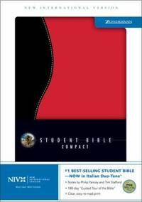 image of NIV Student Bible, Compact