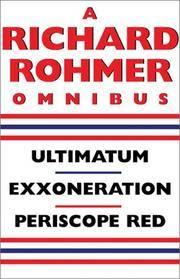 image of A Richard Rohmer Omnibus