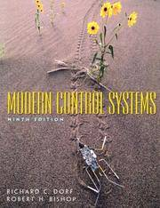 image of Modern Control Systems (9th Edition)