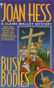 image of Busy Bodies (Claire Malloy Mysteries, No. 10)