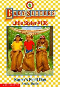 image of Karen's Field Day (Baby-Sitters Little Sister #108)