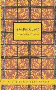 image of The Black Tulip (Paperback)