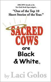Sacred Cows are Black & White