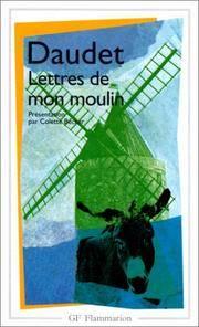 Lettres de Mon Moulin (Letters from my Windmill)