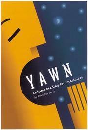 Yawn!: Bedtime Reading for Insomniacs
