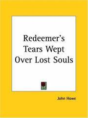 The Redeemer's Tears Wept Over Lost Souls