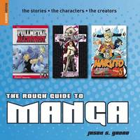 The Rough Guide to Manga (Rough Guide Reference)