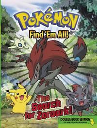 Pokémon Find 'Em All: Welcome to Unova! (Pokemon Pikachu Press)