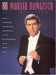 THE MARVIN HAMLISCH SONGBOOK