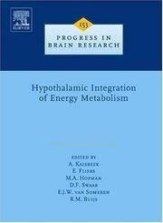 Hypothalamic Integration of Energy Metabolism