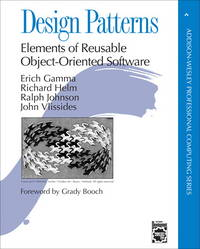 image of Design Patterns: Elements of Reusable Object-Oriented Software