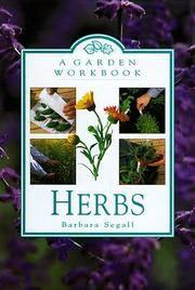 Herbs : A Garden Workbook