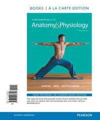 image of Fundamentals of Anatomy & Physiology, Books a la Carte Edition (10th Edition)