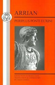 image of Arrian: Periplus Ponti Euxini