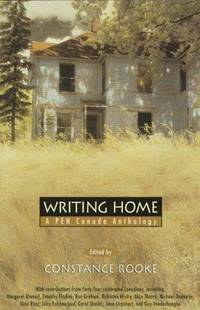 Writing Home : The PEN Canada Travel Anthology