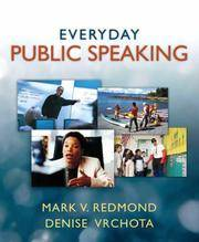 Everyday Public Speaking (book alone)