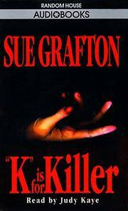 image of K is for Killer (Sue Grafton)