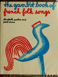Gambit Book of French Folk Songs