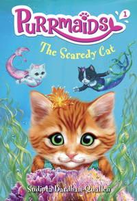 PURRMAIDS01 SCAREDY CAT
