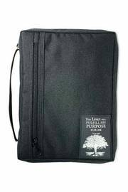 image of The Purpose Driven Life Patch Bible Cover XL