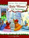 image of Louisa May Alcott's Little Women at Christmas