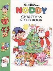 Noddy Christmas Storybook