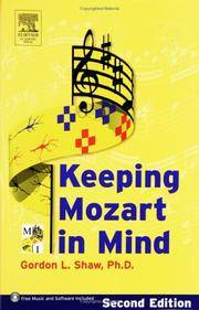 KEEPING MOZART IN MIND, 2/E