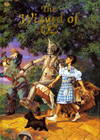 image of The Wizard of Oz (Illustrated Junior Library)
