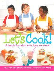 image of Lets Cook: A Book for Kids Who Love to Cook